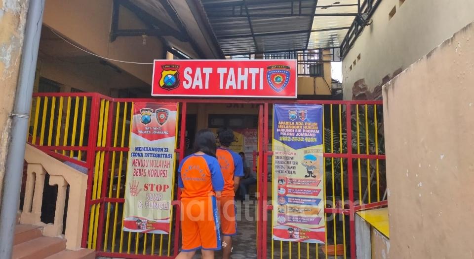 Sat Tahti Polres Jombang