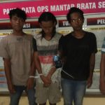 Tiga Pemuda Perampas Ponsel di Jombang Diamankan Polisi
