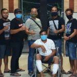 Melawan, Kaki Pencuri Mobil Pikap di Kediri Dilumpuhkan Polisi