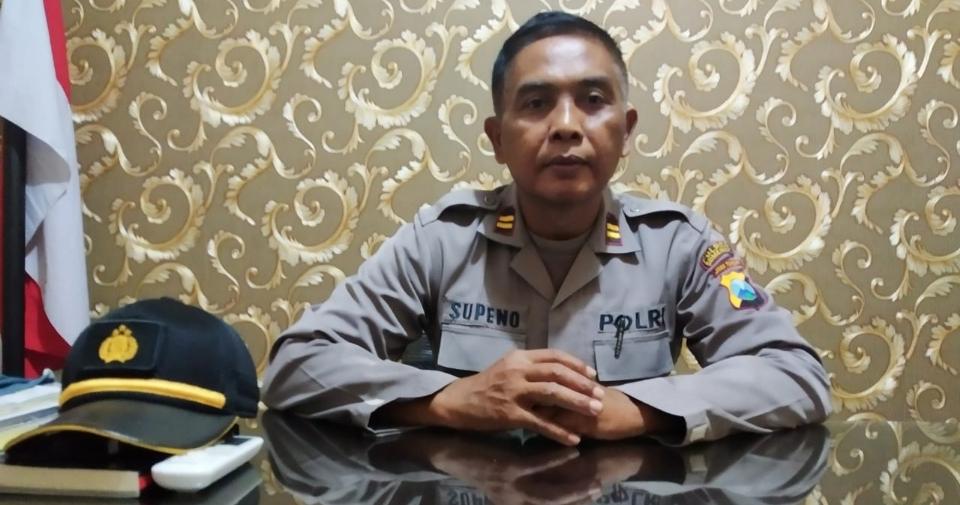 Setiap Desa di Kecamatan Bluto Sumenep Dapat 5 Paket Sembako Polisi