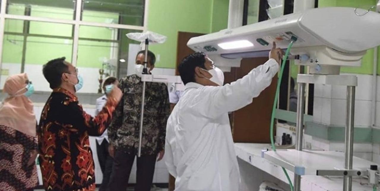 Rumah sakit Kilisuci Kota Kediri