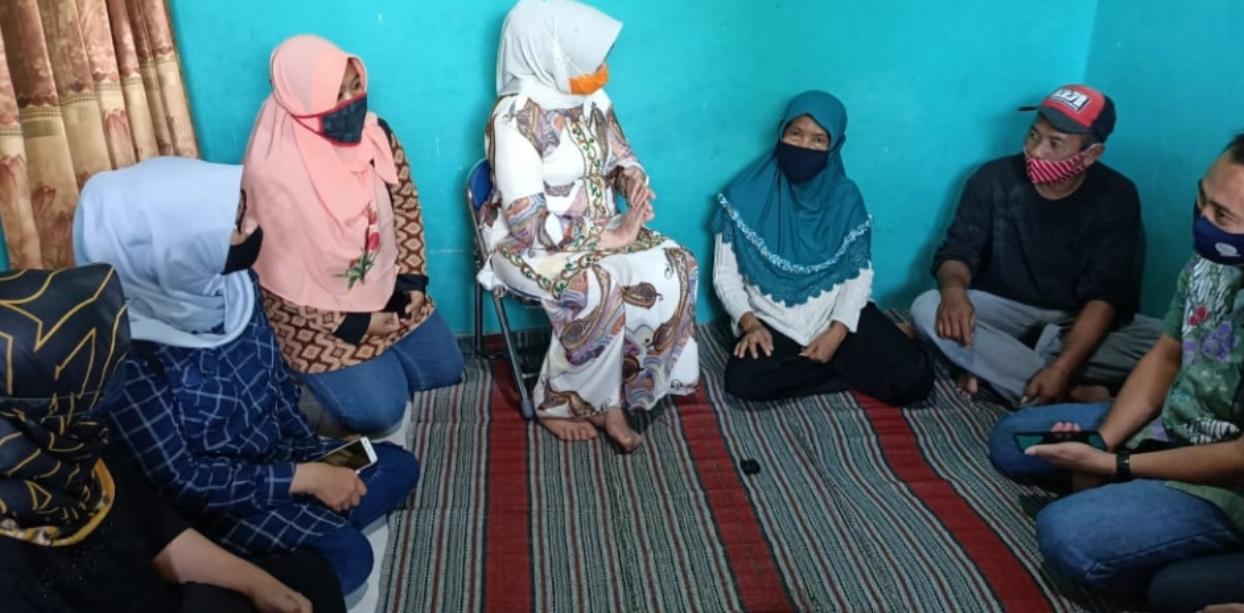 Viral di Medsos, Penolak Bansos Disambangi Bupati Jombang