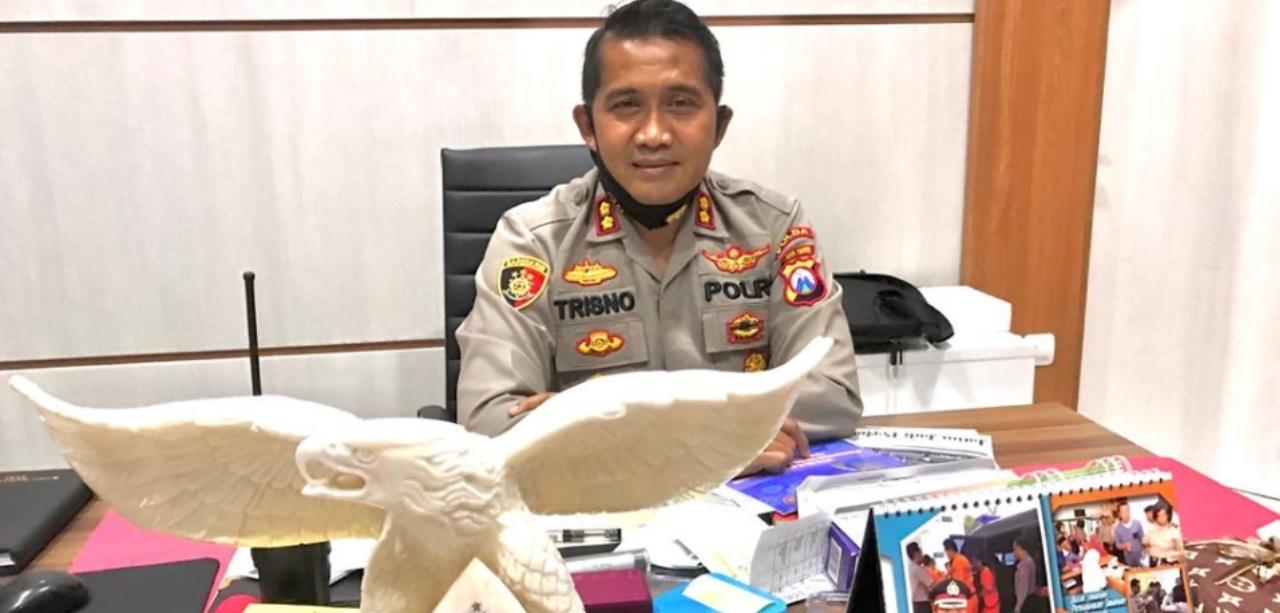 Cetuskan Aplikasi Simatahati, AKBP Sutrisno Dipromosikan ke Mabes Polri
