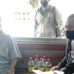 Polisi Amankan Miras di Warung Pasar Kresek Kota Kediri