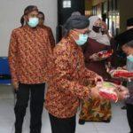 Penyaluran zakat fitrah ASN Kabupaten Sumenep
