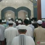 Jamaah Al Muhdlor Tulungagung Salat Idulfitri 1441
