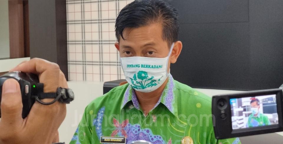 Kasus positif terkonfirmasi virus corona di Jombang bertambah