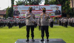 Hari Ini, AKBP Agung Setyo Nugroho Jabat Kapolres Jombang