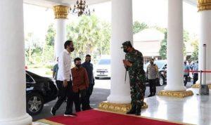 Kunjungi Jatim, Presiden Ingatkan Penanganan COVID-19 di Surabaya Raya