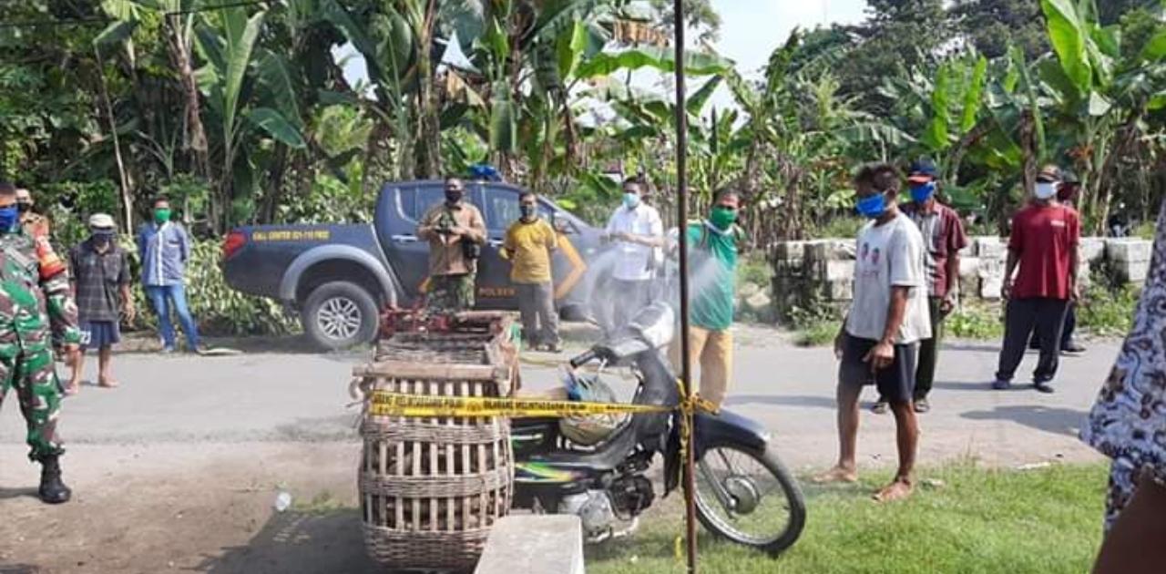 Penjual Ketela di Jombang Mendadak Kejang-Kejang Lalu Meninggal