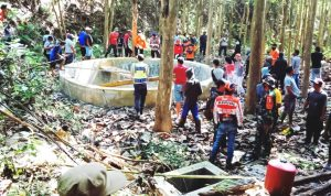 Warga Kedewan Tewas di Dalam Sumur Tua di Hutan Bojonegoro