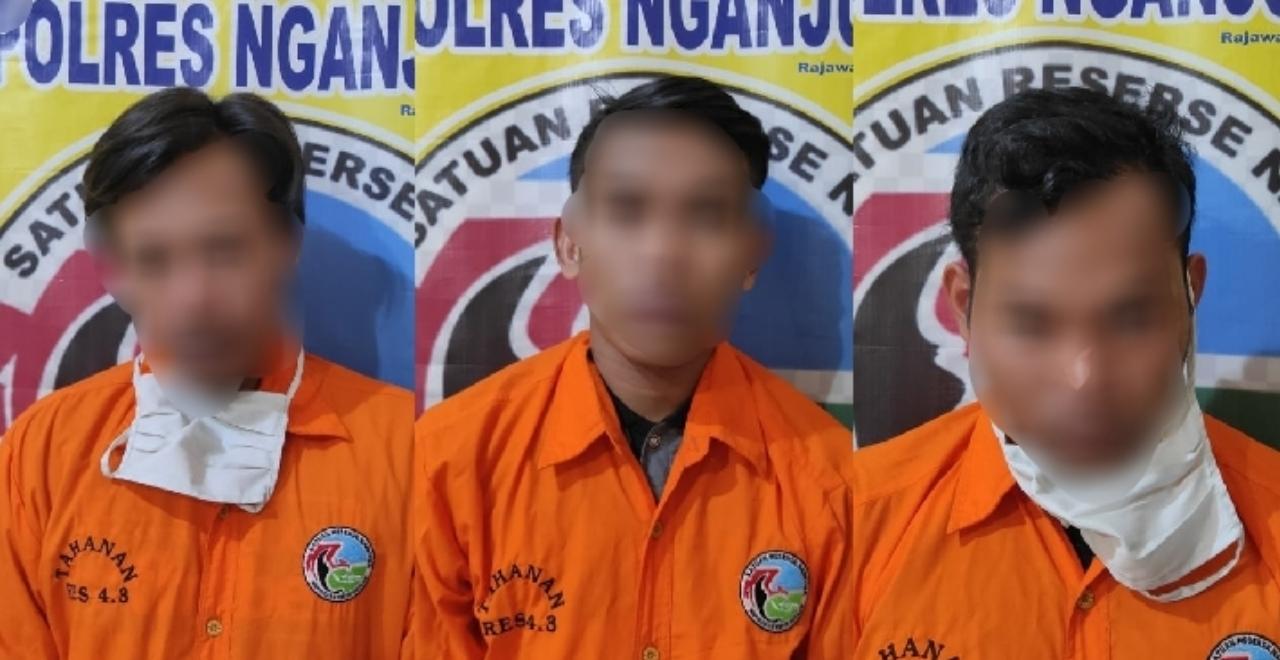 Tiga Pemuda Nganjuk Mendekam di Penjara Karena Edarkan Pil Koplo