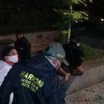 Lima Remaja Pesta Miras di Area Taman Sekartaji Diamankan Satpol PP