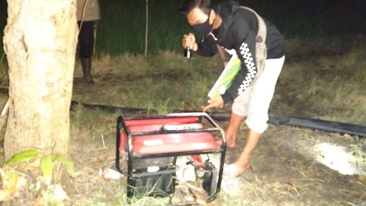 Petani Nganjuk Tewas Tersetrum Jebakan Tikus Buatannya Sendiri