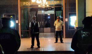 Pedagang di Kawasan Terminal Makam Gus Dur Senang Ada Patroli Polisi