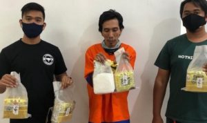 Polda Jatim Bekuk Bandar Narkoba di Jakarta, Sabu 5,3 Kg Dibungkus Teh China