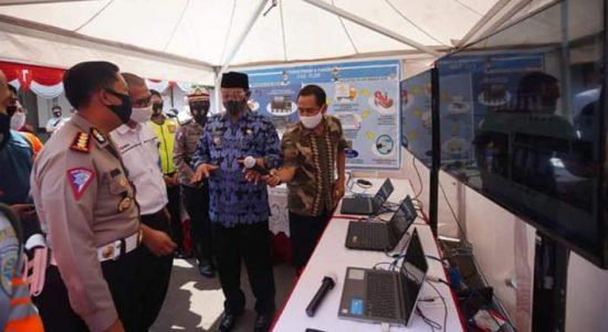 Tilang Elektronik di Kota Madiun Berlaku Bulan Agustus 2020