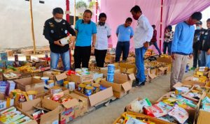 Gelar Pasar Murah, GMDM Dukung Polisi Tindak Tegas Bandar Narkoba