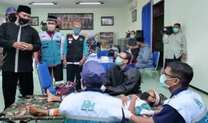 Khitan Massal 60 Peserta di Kota Madiun Terapkan Protokol COVID-19