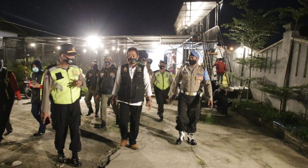 Polres Jombang Patroli Cegah Warga Takbir Keliling Sambut Iduladha