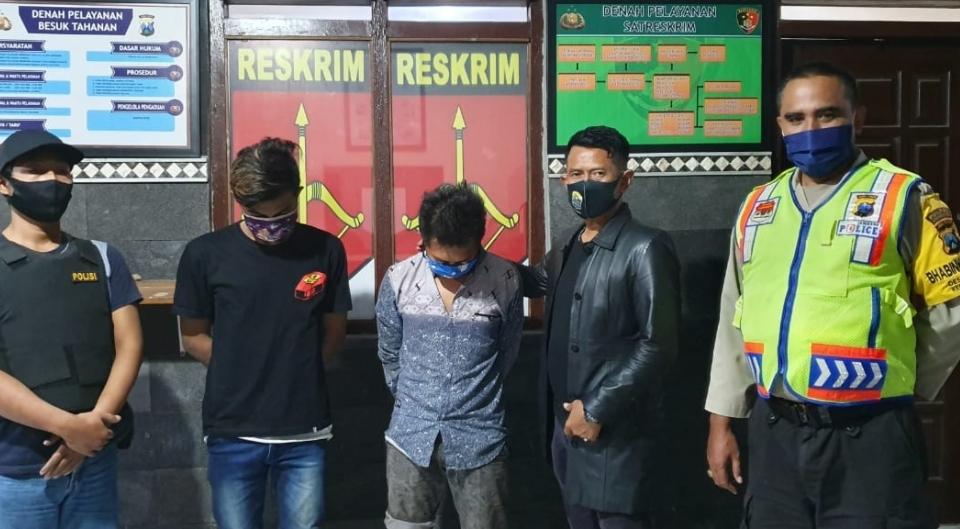 Dua Pelaku Pengeroyokan di Mojowarno Jombang Ditangkap, 5 Orang Buron