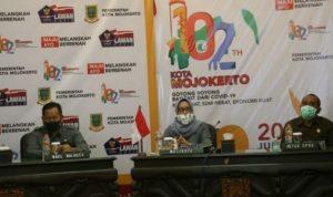 Sanksi Tegas di Kota Mojokerto, Tak Pakai Masker Denda Rp200 Ribu