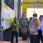 Bupati Jombang: Kampung Tangguh Semeru Tidak Sekedar Peresmian