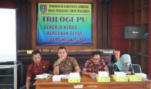 PUPR Jombang Lakukan Pembinaan Juru Pengairan Dalam Optimalisasi Air Irigasi