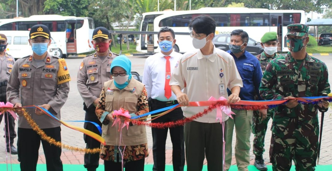 Begini Upaya Perusahaan Tangguh di Jombang Menghadang COVID-19