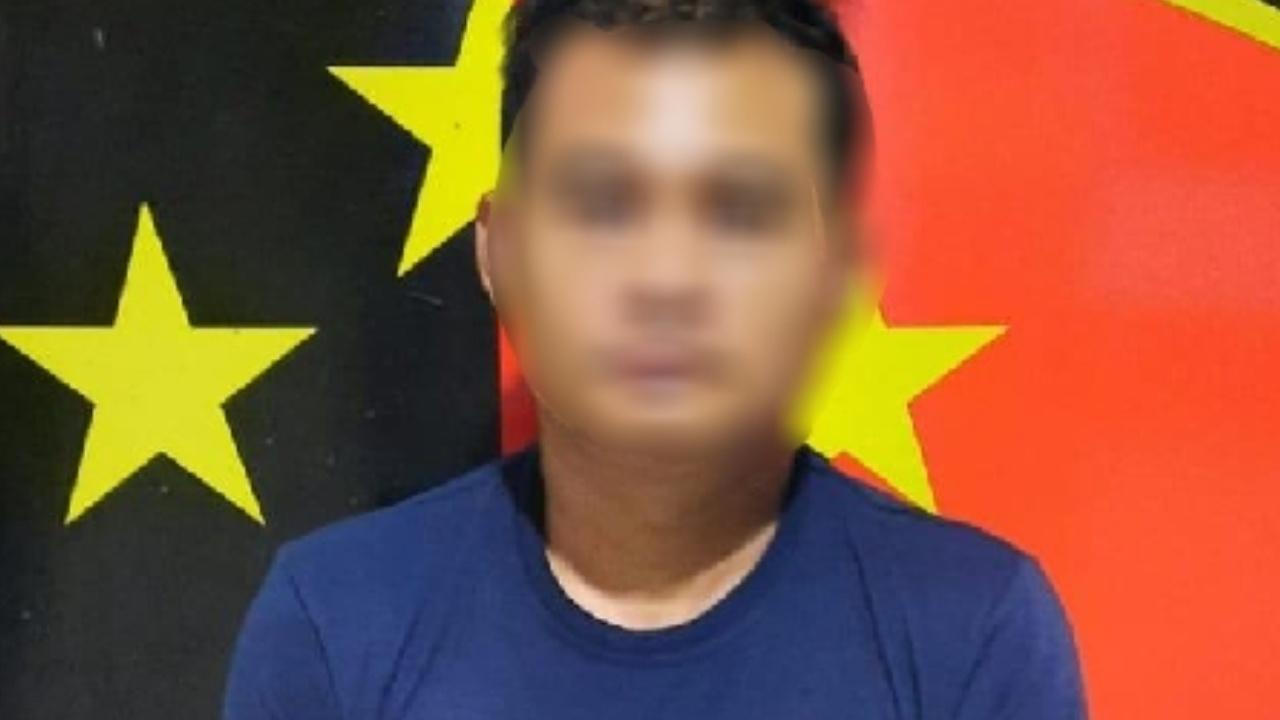 Residivis Dua Kali Masuk Penjara Gelapkan Motor Petani Kediri