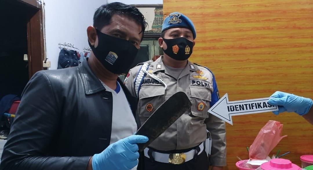 Pria di Mojowarno Jombang Bunuh Istri Lantaran Cemburu