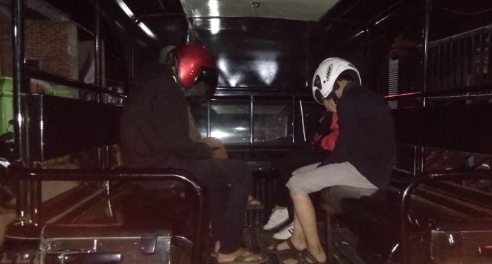 Ngamar di Kos Kediri, Muda-mudi Asal Nganjuk Terciduk Satpol PP
