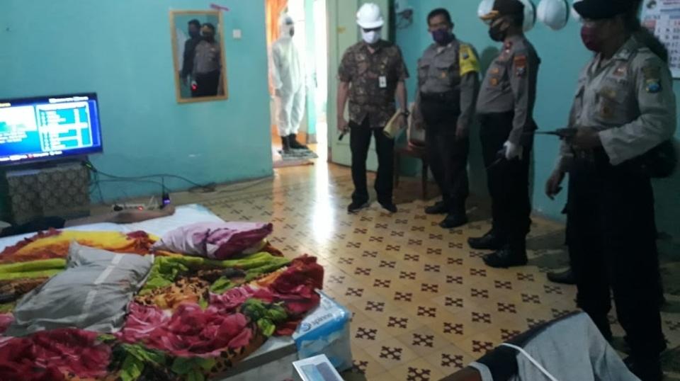 Manager PG Meritjan Kediri Ditemukan Meninggal di Rumah Dinas