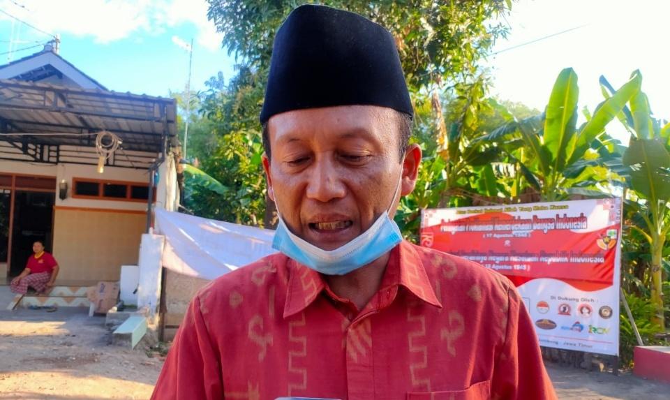 Semangat Lomba Baca Teks Proklamasi di Rumah Bung Karno Jombang