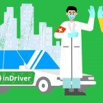 InDriver Selesaikan Program promosi Tenaga Medis Dalam Perjalanan