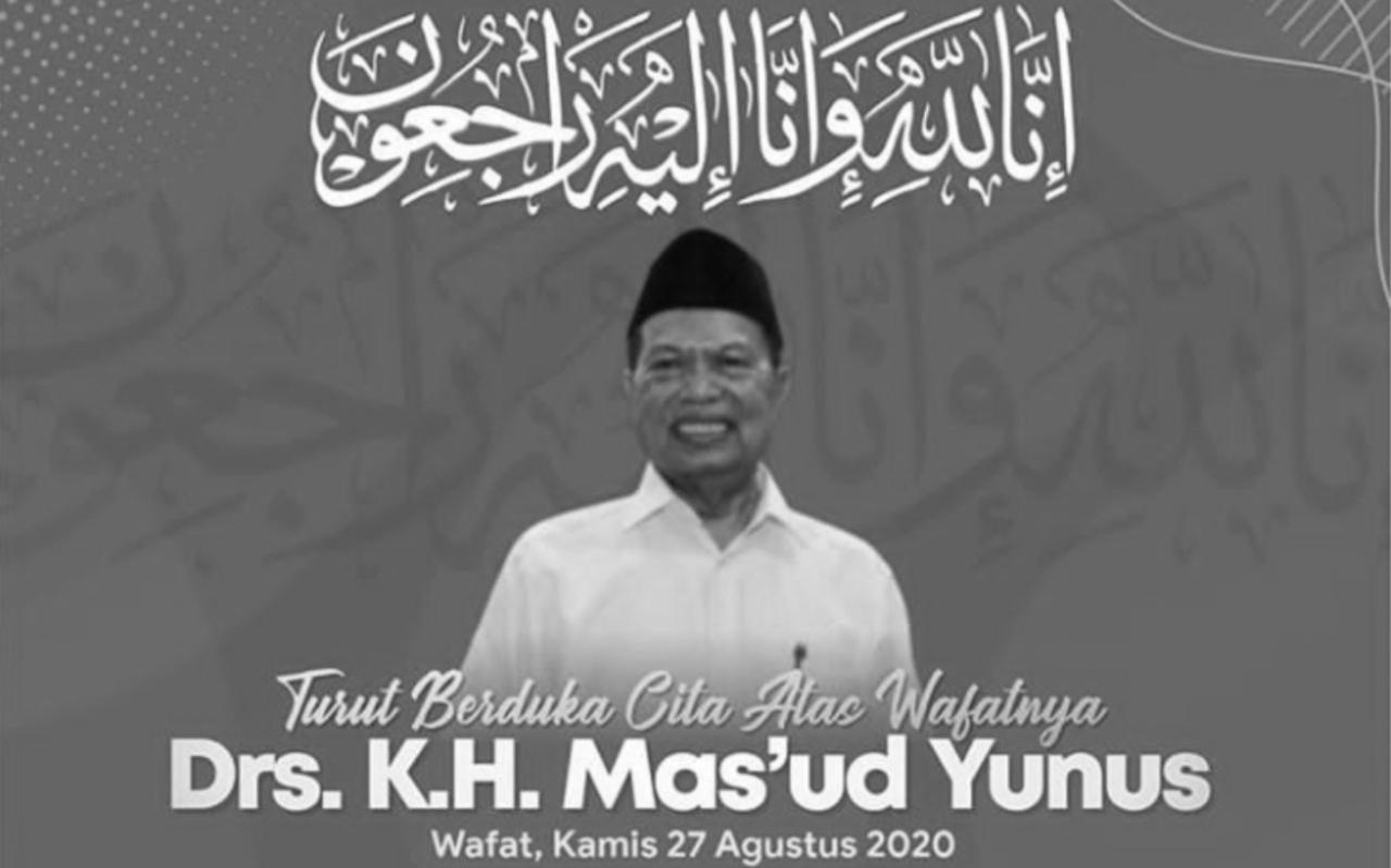 Mantan Wali Kota Mojokerto Mas'ud Yunus Meninggal Terpapar Corona di Lapas