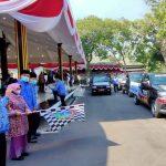 Pemkab Jombang Salurkan 1500 Paket Sembako di 20 Kecamatan