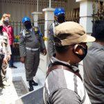 Sapol PP Kota Kediri Segel Rumah Kos Ilegal di Semampir
