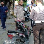 Brakk... Lima Kendaraan Terlibat Laka Beruntu di Jombang