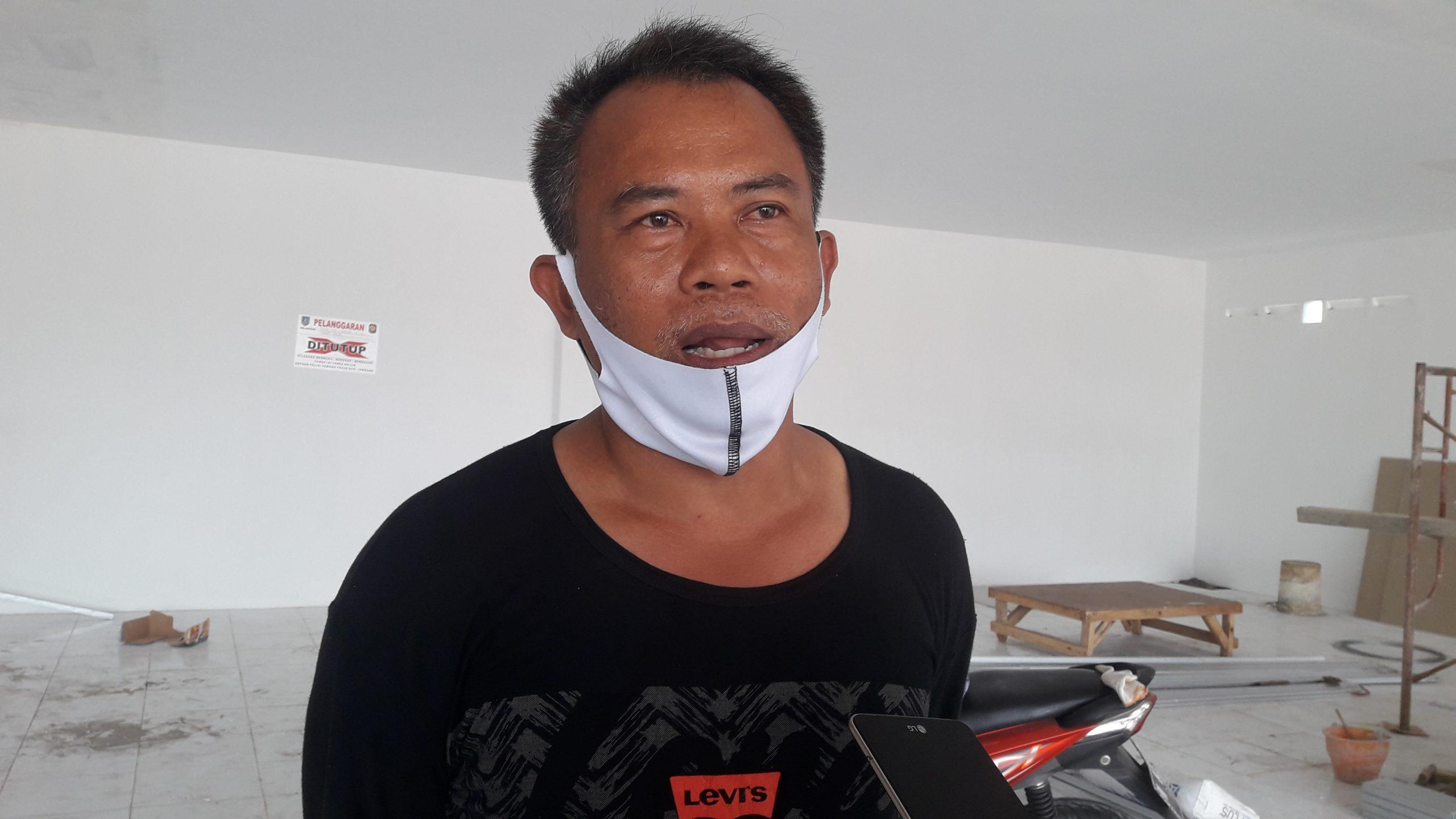 Bangunan Disegel, Pendirian Minimarket di Pedesaan Jombang Ditolak Warga