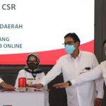 Pemkab Jombang Terima Mobil CSR Bank Jatim Untuk Peningkatan Pajak
