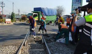 PT KAI Minta Maaf Atas Dampak Dari Peningkatan Jalur di Mengkreng