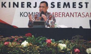 Divonis Melanggar Kode Etik, Ketua KPK Firli Bahuri Minta Maaf