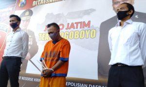 Polda Jatim Tangkap Papi Pemandu Lagu Karaoke di Kota Madiun