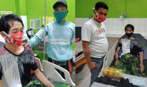Diyakini Diculik Makhluk Halus, Pemuda Jombang Ditemukan di Penyeberangan Brantas