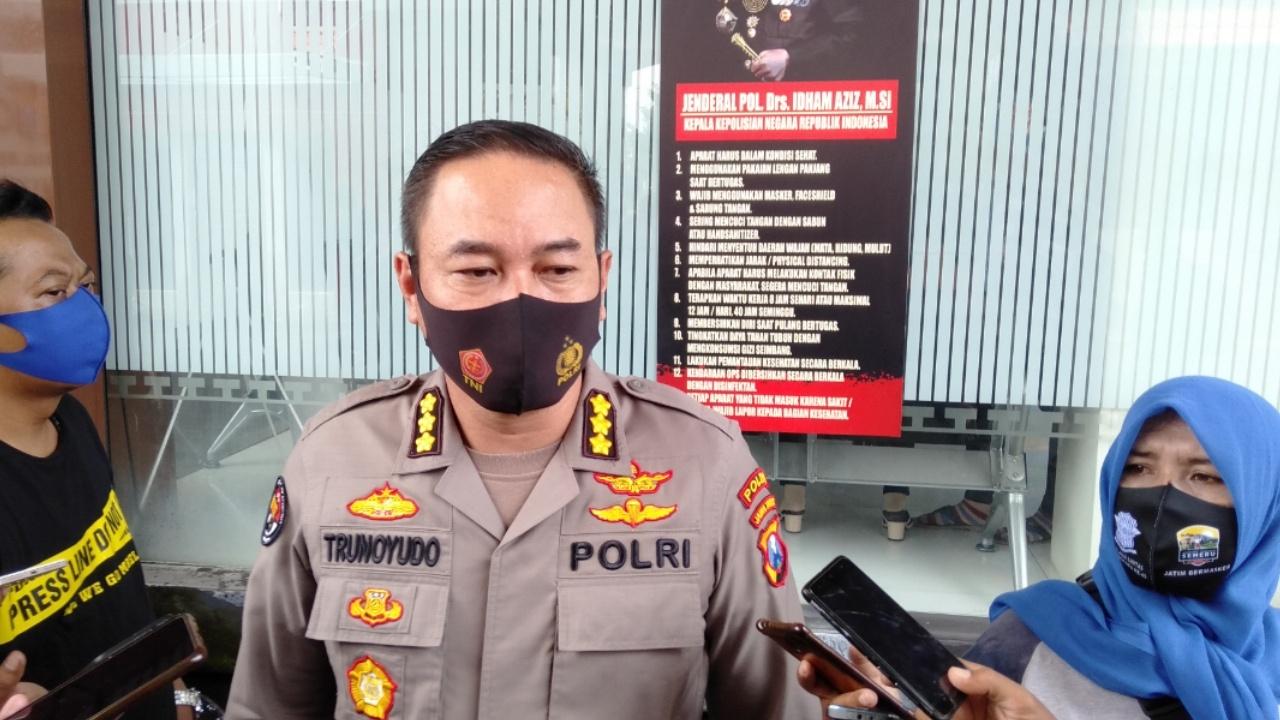 Polda Jatim ungkap pembunuhan di Terongdowo Pasuruan