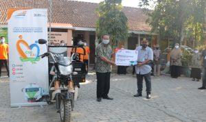 KAI Berikan Bantuan CSR untuk Merangkul Para Penyandang Disabilitas