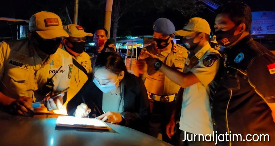 Polres Jombang Luncurkan Mobil Pemburu Pelanggar Protokol COVID-19