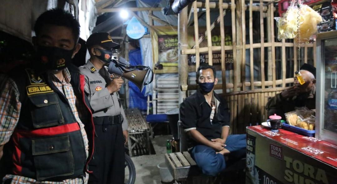 Dihukum Tak Pakai Masker, Pria di Jombang Tidak Hafal Pancasila