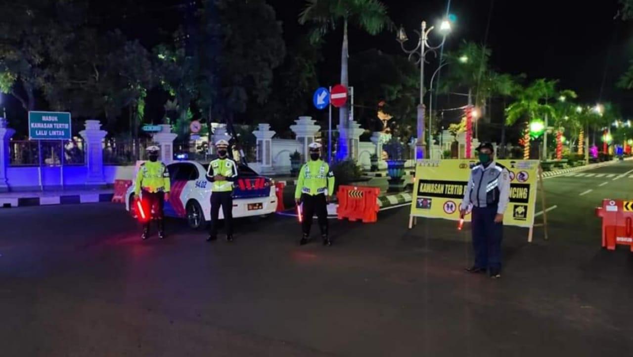 Kabupaten Tuban Kembali Perpanjang Jam Malam Selama 15 Hari